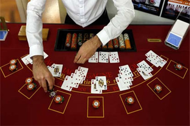 Casino Poker Isn't Any Excellent Pal